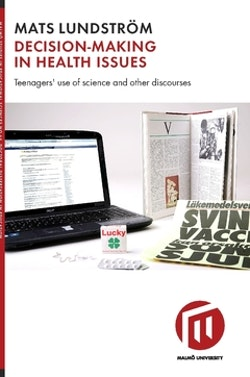 Decision-making in health issues : teenagers' use of science and other discourses
