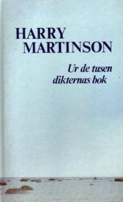 Ur de tusen dikternas bok