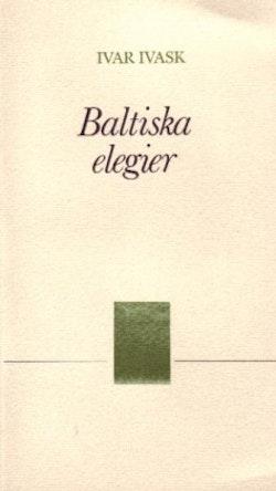 Baltiska elegier