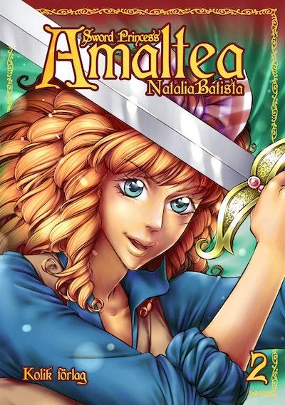 Sword Princess Amaltea. Bok 2