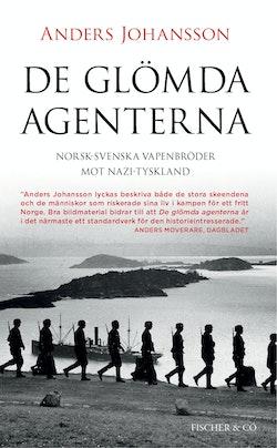 De glömda agenterna : Norsk-svenska vapenbröder mot Nazi-Tyskland