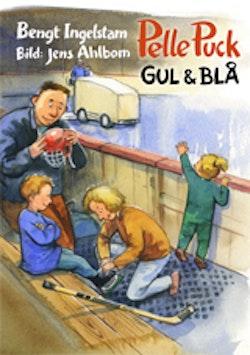 Pelle Puck : Gul och blå