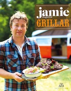 Jamie grillar