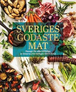 Sveriges godaste mat : recept för alla tillfällen av vinnarna från Årets Kock
