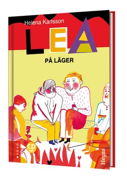Lea på läger (CD ingår)