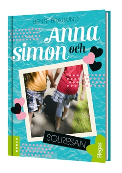 Anna och Simon : solresan (bok + CD)
