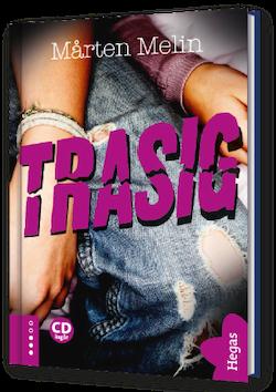 Trasig (bok + cd)