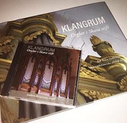 Klangrum - Orglar i Skara stift
