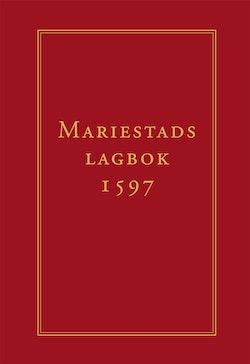 Mariestads lagbok 1597