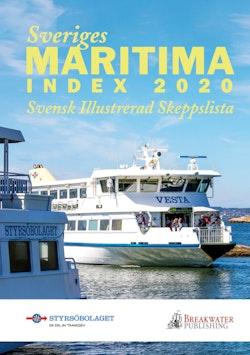 Sveriges Maritima Index 2020 : svensk illustrerad skeppslista