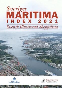 Sveriges Maritima Index 2021 : svensk illustrerad skeppslista