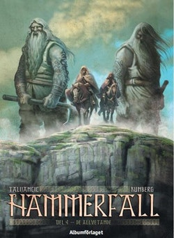 Hammerfall 4 - De allvetande