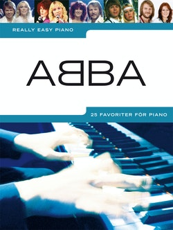 ABBA : 25 favoriter för piano