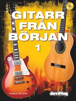 Gitarr från början 1 inkl CD