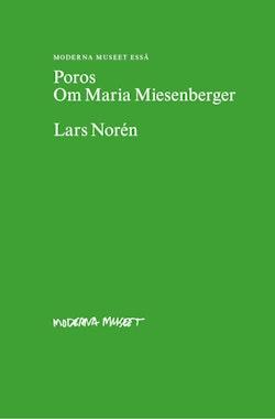 Poros : om Maria Miesenberger