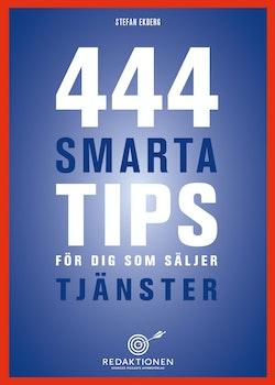 444 smarta tips för dig som säljer tjänster