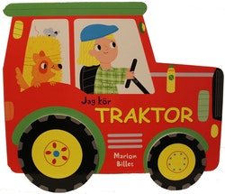 Jag kör traktor