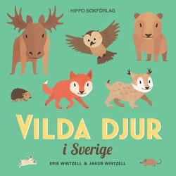Vilda djur i Sverige