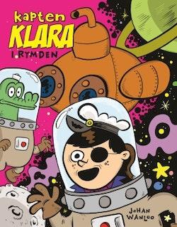 Kapten Klara i rymden