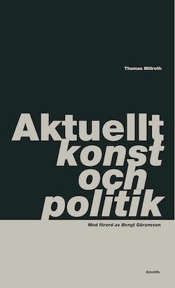 Aktuellt, konst och politik