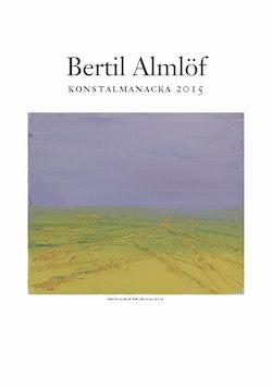 Bertil Almlöf konstalmanacka 2014