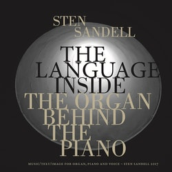 The Language Inside The Organ Behind The Piano