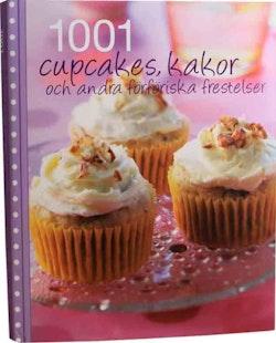 1001 Cupcakes, kakor och andra förföriska frestelser