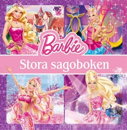 Barbie : stora sagoboken