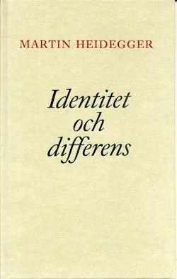 Identitet och differens