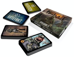 Mutant : år noll. Spelkortsmodul 2