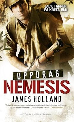 Uppdrag Nemesis : Jack Tanner på Kreta 1941