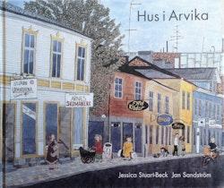 Hus i Arvika