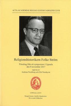 Religionhistorikern Folke Ström