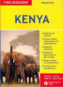 Kenya (med karta)
