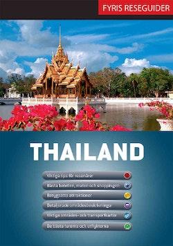 Thailand med separat karta