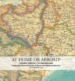 At home or abroad? Chișinău, Černivci,  Lviv and Wrocław