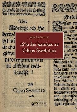 1689 års katekes av Olaus Swebilius