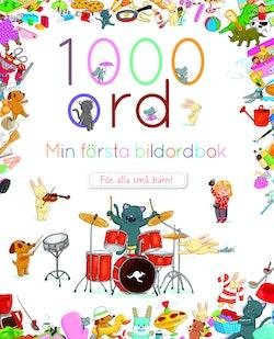1000 ord : Min första bildordbok
