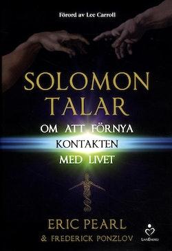 Solomon talar om att förnya kontakten med livet