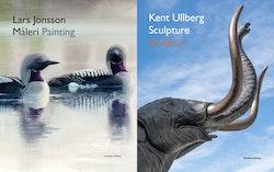 Kent Ullberg : skulptur ; Lars Jonsson : måleri