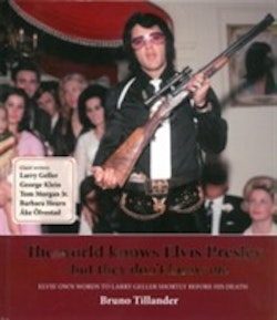 The world knows Elvis Presley : but they don´t know me