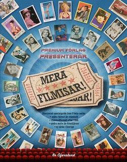 Mera filmisar! : illustrerad samlarguide över filmis-serier : andra format än standard, standardformat efter 1980, andra motiv än filmstjärnor, ej sålda i Sverige