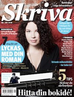 Skriva 1(2011) Lyckas med din roman