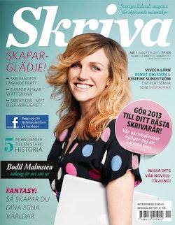 Skriva nr 1(2013) Skaparglädje