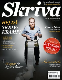 Skriva 2(2013) Hejdå skrivkramp!