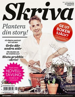 Skriva 3(2014) Plantera din story!