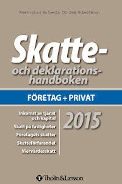 Skatte- och deklarationshandboken 2015