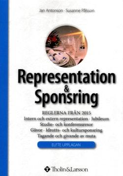 Representation och sponsring