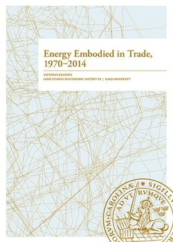 Energy Embodied in Trade, 1970-2014