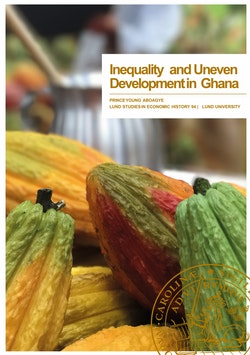 Inequality and Uneven Development in Ghana